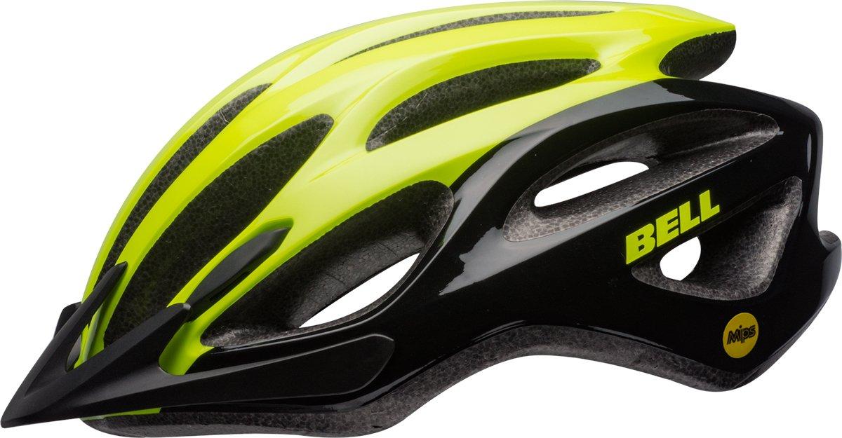 BELL Traverse MIPS Fahrrad Helm Gr. 54-61cm gelb schwarz 2017