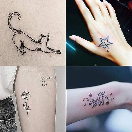 Hand Poke and Stick Tattoo Kit - Clean & Safe Stick & Poke Tattoos ...