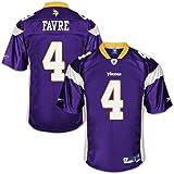 Brett Favre Minnesota Vikings Youth Reebok Jersey