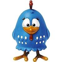 Boneco Galinha Pintadinha, Elka, 14 cm, Azul