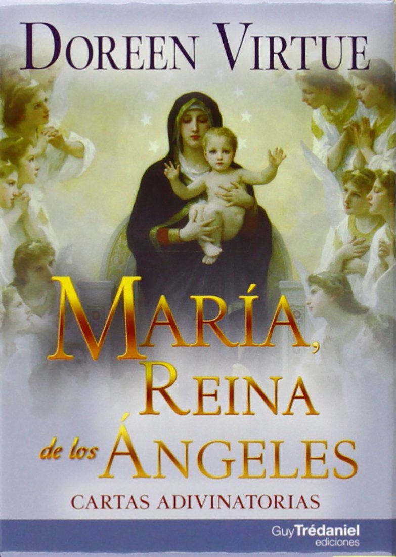 MARIA REINA DE ANGELES: DOREEN VIRTUE: 9782813203557: Amazon ...