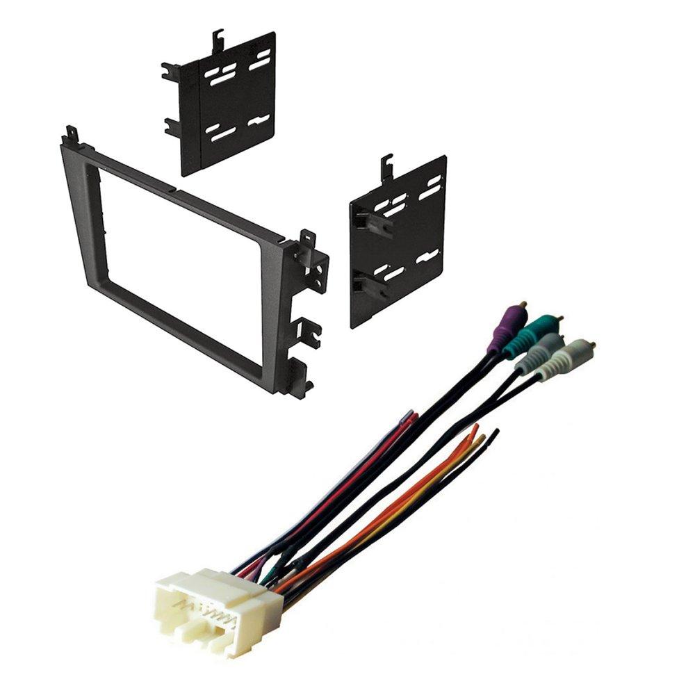 Amazon.com: Acura CL TL CAR Stereo Radio Dash Installation MOUNTING KIT W/Wiring  Harness: Car Electronics