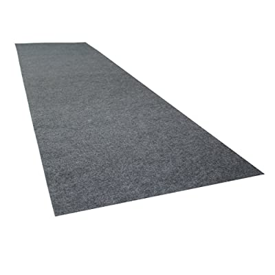 "Armor All AAGFRC2918 Charcoal 29"" x 18' Garage Floor Runner Mat: Automotive"
