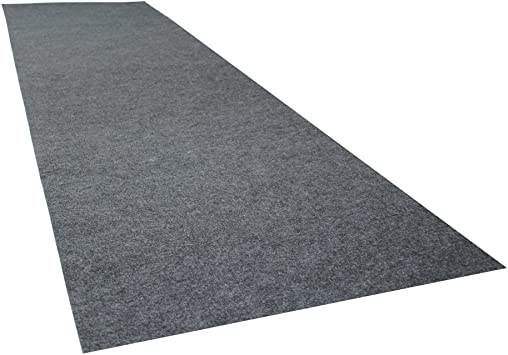 Amazon Com Armor All Aagfrc2918 Charcoal 29 X 18 Garage Floor Runner Mat Automotive