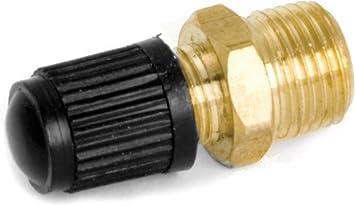 1//2 Inch Male NPT x 1//4 Female NPT Brass Pipe Reducer Adaptor Bushing #43