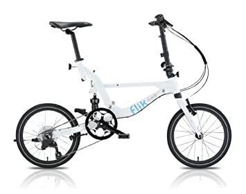Bicicleta plegable jango flik