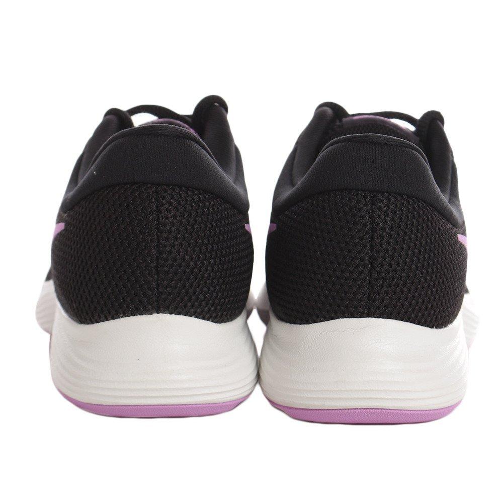 NIKE Women's Revolution 4 Running Shoe B078NGZB7R 9.5 B(M) US|Black Wt Fuchsia Glow Oil Grey Wt US|Black 394d1d
