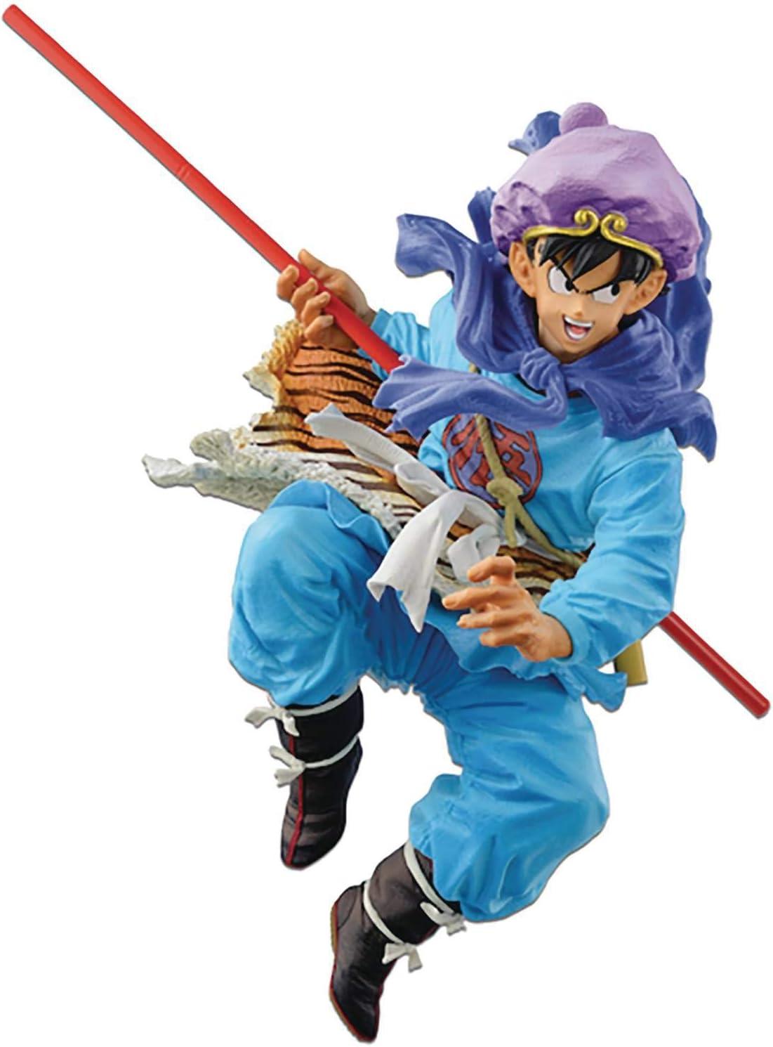 Figurine DBZ Banpresto Son Goku Colosseum 14cm 4983164163322
