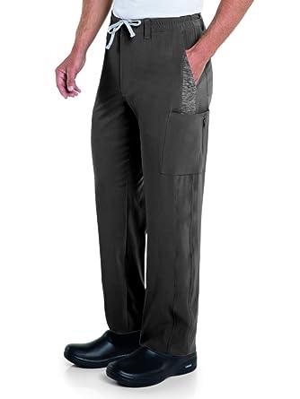 5912406c3d0 Amazon.com: Urbane Performance Men's Quick Cool 7-Pocket Scrub Pant ...