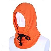 Capucha Térmica De Invierno Balaclava Unisex Fleece Máscara