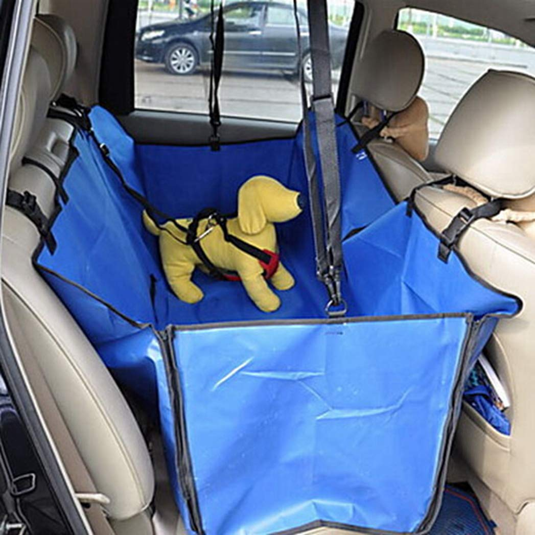 blueE Pet Dog Car Back Seat Cover,Waterproof Car Seat Cover Pets,Dog Seat Cover Supply