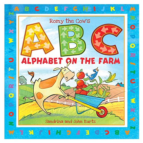 Romy the Cow's ABC Alphabet on the Farm ()