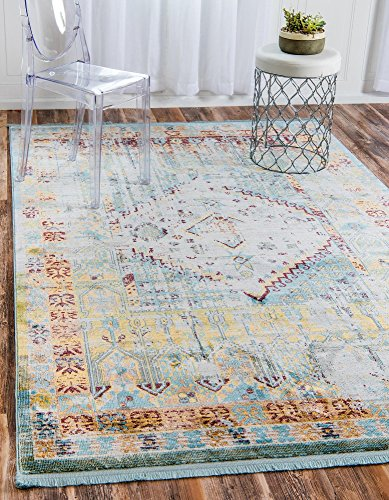 Unique Loom 3139645 Area Rug, 8