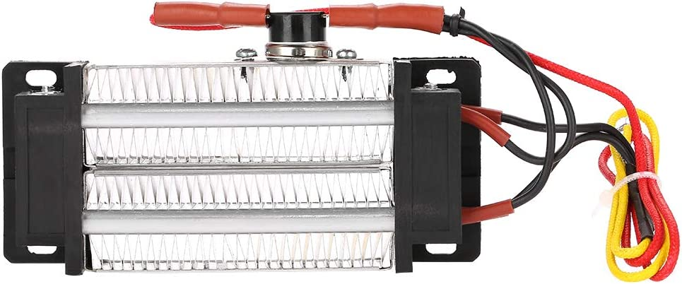 600W 220V Heizelement Keramik Heizelement Thermostat PTC Isoliert Typ Keramik Luftheizelement Elektrische Heizung Schnell Sicherheit