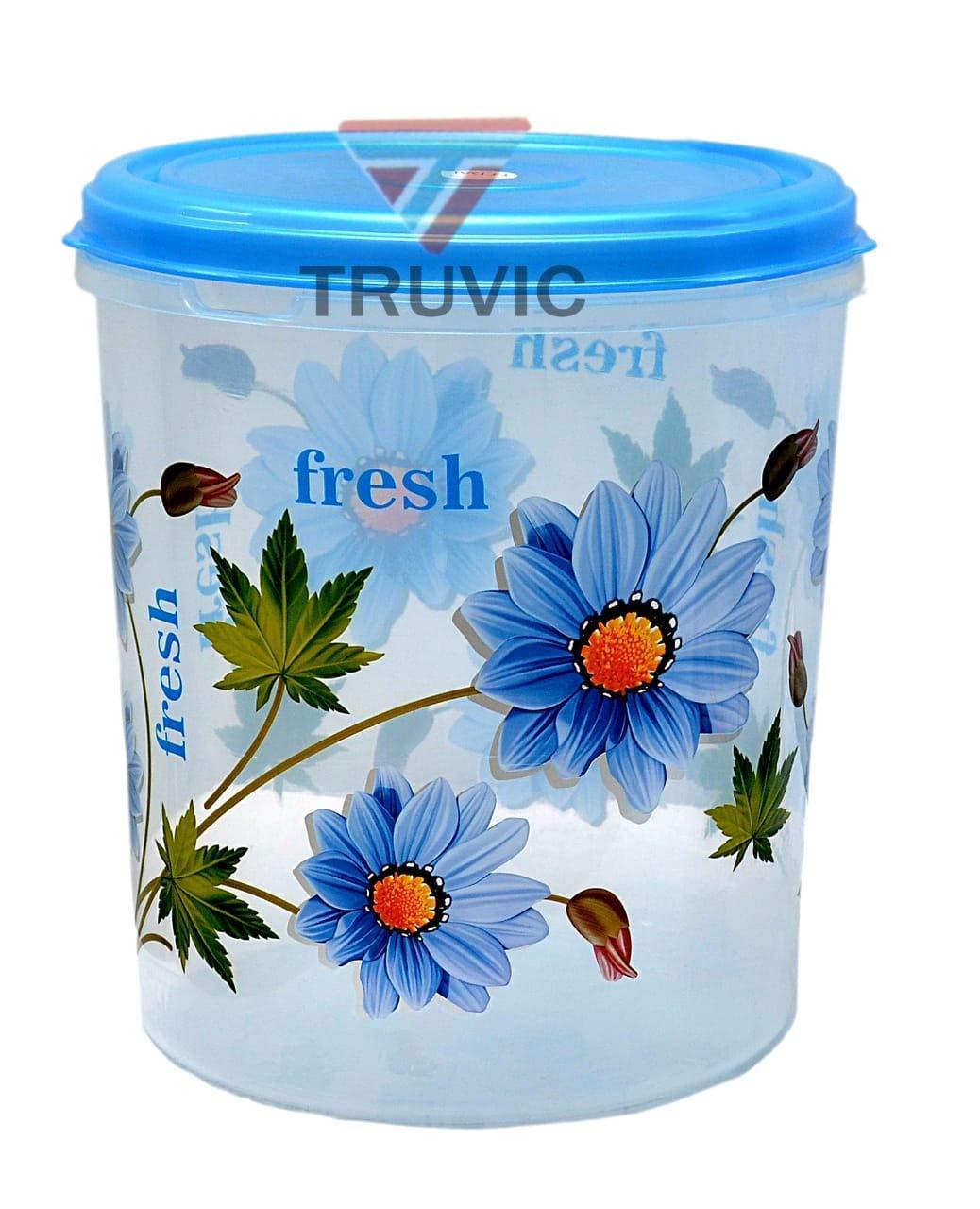 Truvic Plastic Kitchen Storage Container 7Ltr