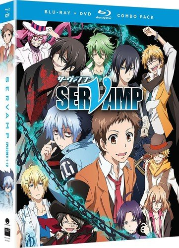 SERVAMP: Season One [Blu-ray]