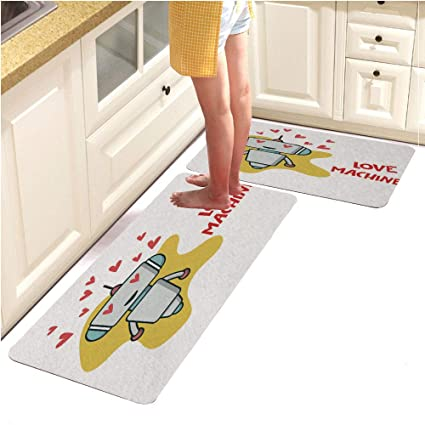 Beau Image Unavailable. Image Not Available For. Color: Microfiber Kitchen Rug  ...