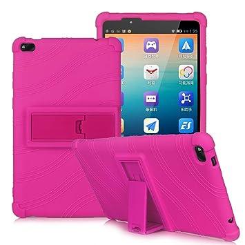 Amazon.com: HminSen - Carcasa de silicona para Lenovo Tab E8 ...
