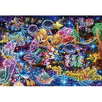 Tenyo Japan Jigsaw Puzzle DS-1000-769 Disney Mickey Wedding Dream 1000 Pieces