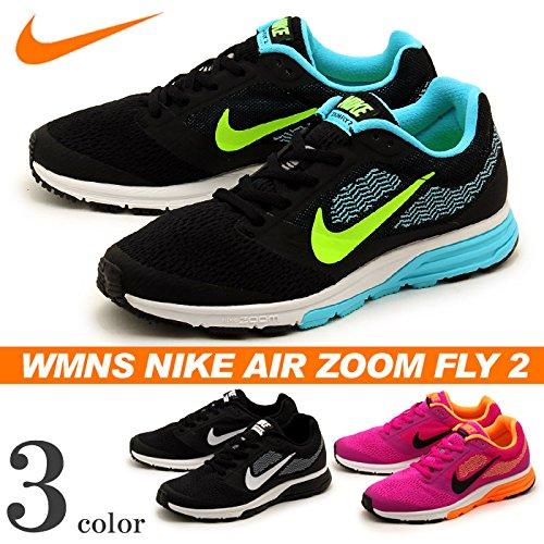 Mujer Zoom Mosca Nike orange Zapatillas Para Running Rosa Con Air Cachorros Pink Pesca Tobilleros 707607 2 De 503 77gpUF