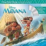 Moana Read-Along Storybook & CD