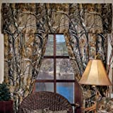 Realtree All Purpose Lined Rod Pocket Drapes