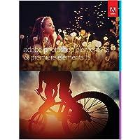 Adobe Photoshop Elements 15 & Premiere Elements 15   Standard   PC/Mac   Disk