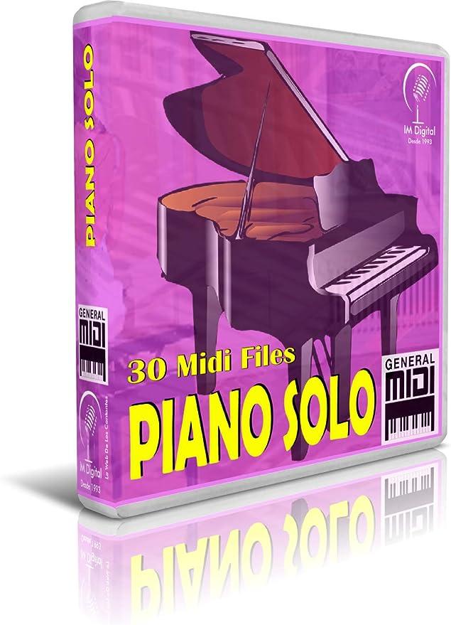 Piano Solo - Pendrive USB OTG para Teclados Midi, PC, Móvil ...