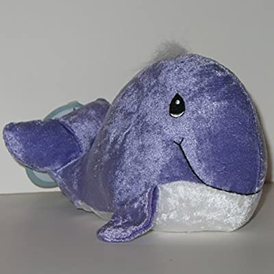 Precious Moments Tender Tails Purple Whale: Toys & Games