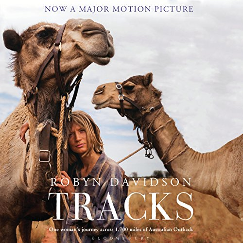 Tracks: One Woman's Journey Across 1,700 Miles of Australian Outback cover