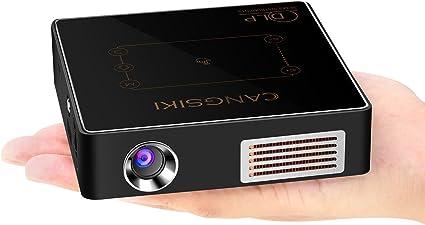 Latest DLP WIFI Mini Portable Pocket Multimedia Projector HD 1080P IOS//Android