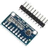 HiLetgo ADS1115 4チャンネル 16ビット I2C ADC モジュール ゲインアンプ Arduino Rpiと互換 (2個セット)