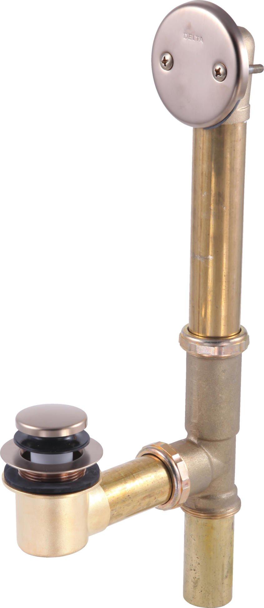 Delta RP693CZ Bath Waste Assembly, Champagne Bronze