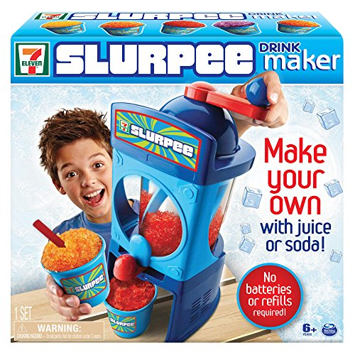 7 Eleven Slurpee Slush Drink Maker Set