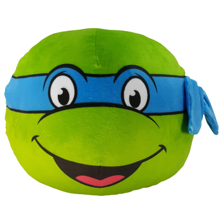 Nickelodeon Teenage Mutant Ninja Turtles ultra-stretch 3 - Dクラウド枕、Leo   B01MSEDI29
