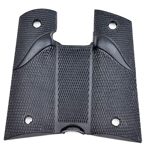1911 Rubber Wraparound Tactical Grips Compatible with Colt 1911 fullsize