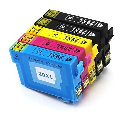 Epson 29 x l 29 XL t2991 t2992 t2993 t2994 XL Cartuchos de ...
