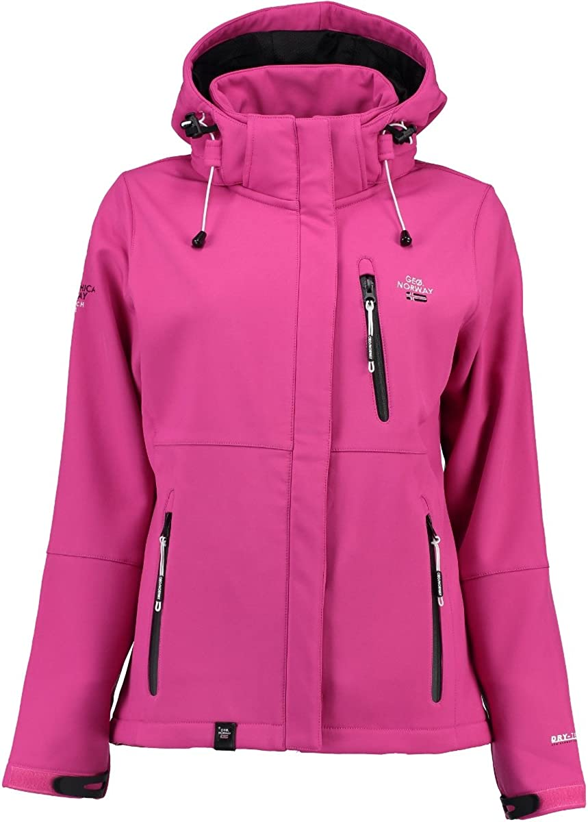 Geographical Norway Tehouda Lady Assort A Chaqueta Deportiva para Mujer