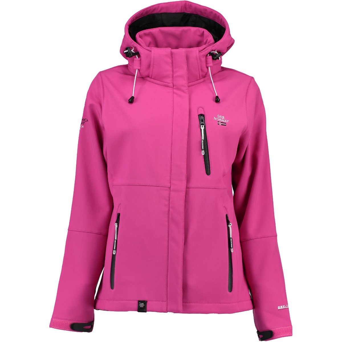 TALLA L. Geographical Norway Tehouda Lady Assort A Chaqueta Deportiva para Mujer