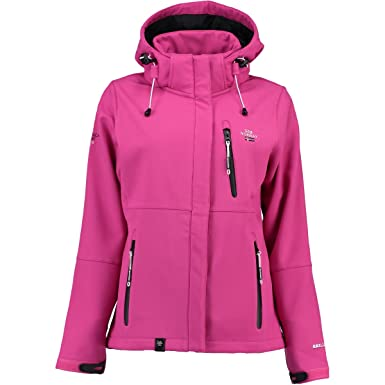 Cappotto Donna Geographical Norway Trapeze Lady