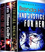 And Justice for Her: Boxed Set of Crime and Psychological Thrillers