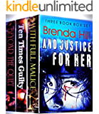 And Justice for Her: Set of Crime and Psychological Thrillers