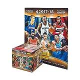 #10: 2017-18 Panini NBA Basketball Sticker 50ct Box with Album