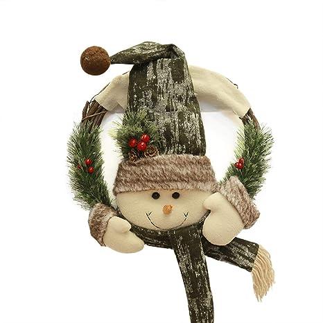 Crown Christmas Ornaments.Crown Doll 1pcs Christmas Ornament Cute Telescopic Doll