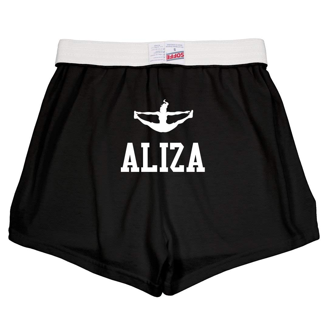 Aliza Cute Cheer Practice Youth Soffe Shorts