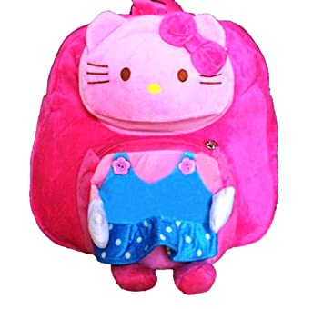 092ea13bc1 Image Unavailable. Image not available for. Colour  ToyJoy Hello Kitty  School Bag 35cm for Kids Cartoon Backpack