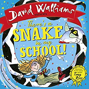 There's a Snake in My School! Audiobook