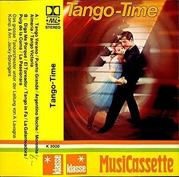 Amazon.com: Tango time (y su Orchestra de Tangos Argentinos ...