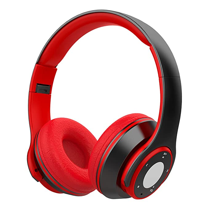 Auriculares Bluetooth sobre la oreja, auriculares deportivos ...