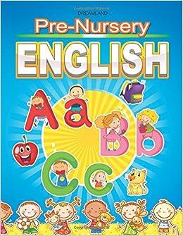 Book nursery english
